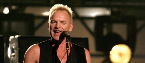 Sting, l'ex bassista dei Police