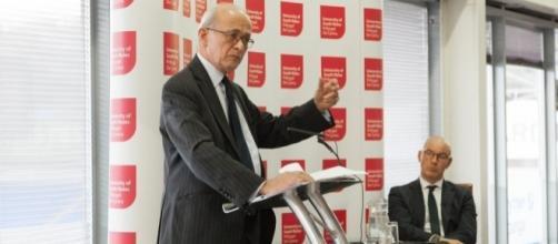 Veteran diplomat's warning on EU debate | University of South Wales - ac.uk