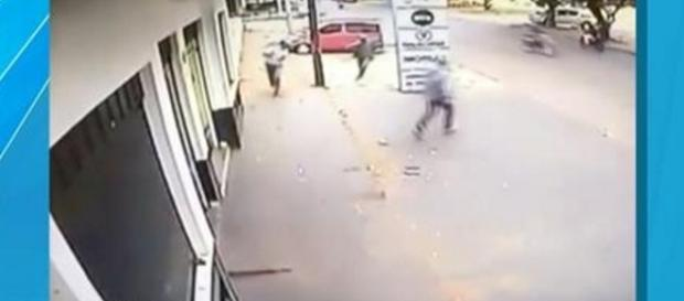 Brasileiro sofre atentado em cidade do Paraguai