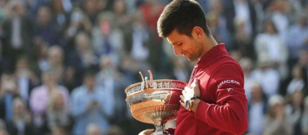 Djokovic tras ganar Roland Garros