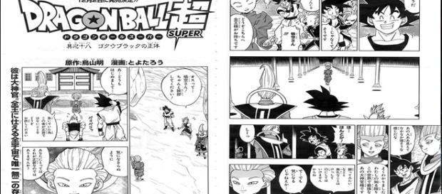Dragon Ball Super manga 18 completo español