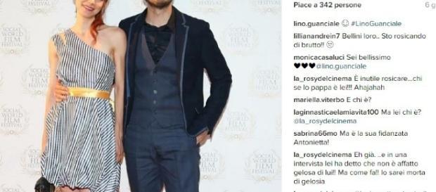 FOTO Lino Guanciale e la fidanzata Antonietta Bello: chi è - ladyblitz.it