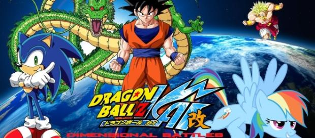 La serie Dragon Ball Z KAI en HD