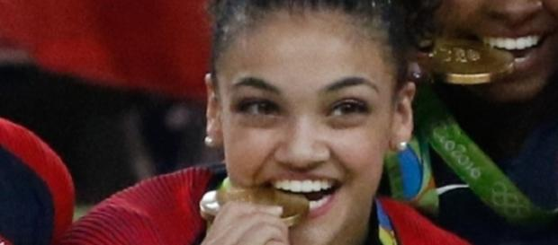 Laurie Hernandez will dance for the 'DWTS' season 23 trophy on Nov. 21. Agência Brasil Fotografias/Wikimedia