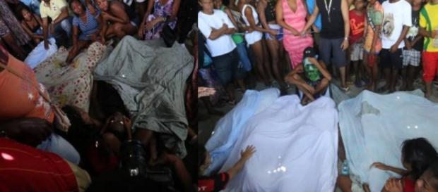 Polícia mata supostos bandidos