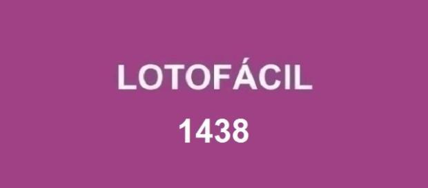 Resultado do sorteio Lotofácil 1438 acontece nessa segunda