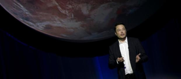 SpaceX founder Elon Musk reveals revolutionary plan for ... - thesun.co.uk