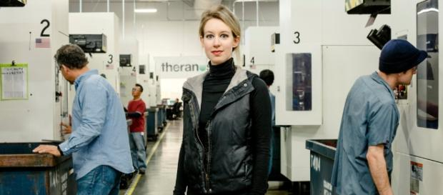 Theranos's CEO, Elizabeth Holmes. Pic courtesy of BN Library