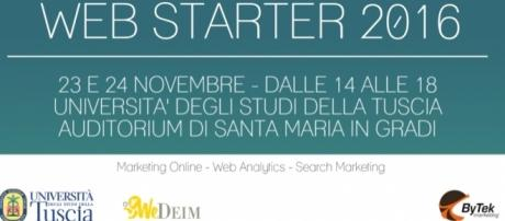 Il Web Marketing all'Università della Tuscia, a Viterbo