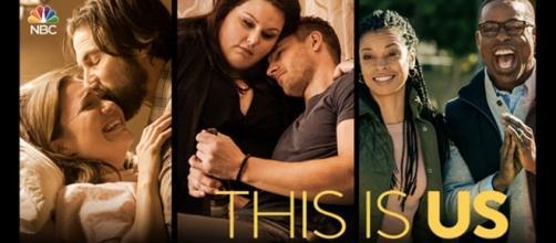 Alcuni dei protagonisti di 'This is us'.