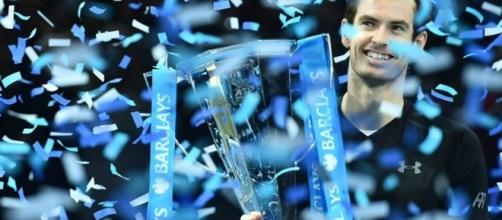 Andy Murray wins ATP World Tour Finals title to end year as world ... - bbc.co.uk