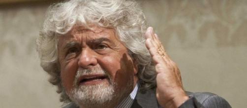 Beppe Grillo fondatore del M5S