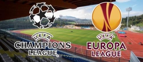 Champions League ed Europa League, 22-24 novembre: palinsesto TV, diretta Siviglia-Juventus su Canale 5