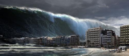 Forte scossa di terremoto: allarme tsunami