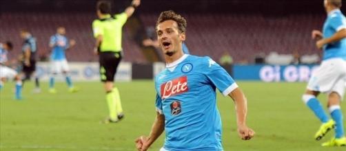 Gabbiadini guiderà l'attacco del Napoli contro la Dinamo Kiev