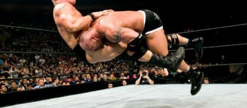 Goldberg Vs. Brock Lesnar: Is WWE Survivor Series Outshining Hell ... - forbes.com