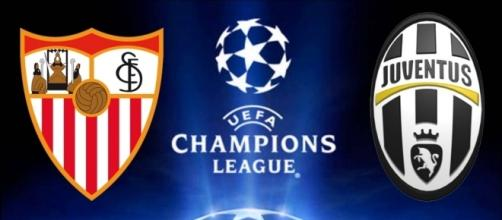 Siviglia-Juventus Champions League