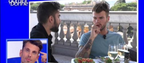 Uomini e Donne gossip Claudio e Mario