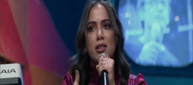 Anitta revela crítica do seu ex-ficante