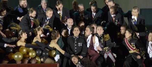 Die Hugenotten, con il tenore Juan Diego Flórez, al Deutsche Oper di Berlino