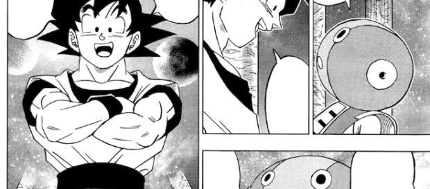 Dragon Ball Super-Son Goku-youtube
