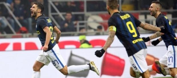 El Inter le amarga el derbi de Milán a Berlusconi - mundodeportivo.com