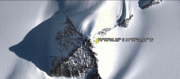 Em 2012, cientistas disseram que há milhões de anos o clima era semelhante ao da Nova Zelândia (Google Earth)