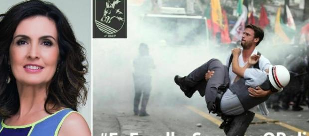 euescolhosalvaropolicial Policiais do DF fazem campanha com a ... - yytrends.com