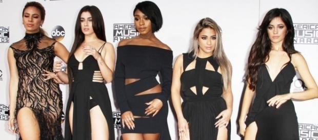 Fifth Harmony at the 2016 American Music Awards - aceshowbiz.com