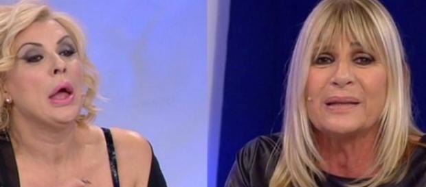 Furioso litigio tra Gemma e Tina Cipollari a Selfie
