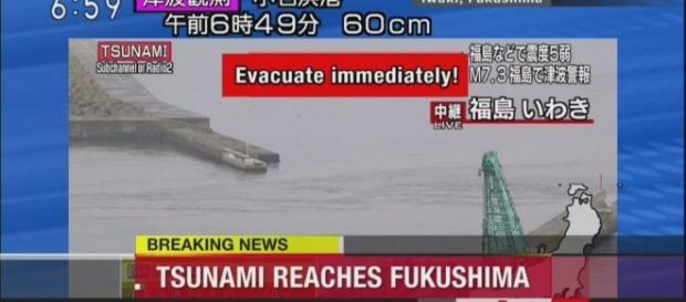 Giappone, terremoto in mare davanti a Fukushima: scatta l'allarme ... - webdigital.hu
