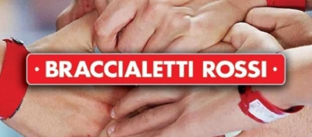 Il logo ufficiale dei Braccialetti Rossi 3
