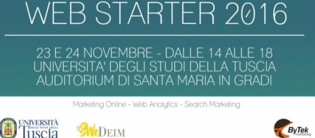 Il Web Marketing all'Università della Tuscia, a Viterbo