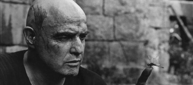 Marlon Brando personificó al Coronel Kurtz