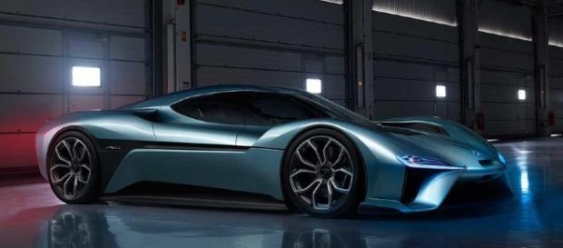 Nio EP9 tem a velocidade máxima limitada a 312 km/h