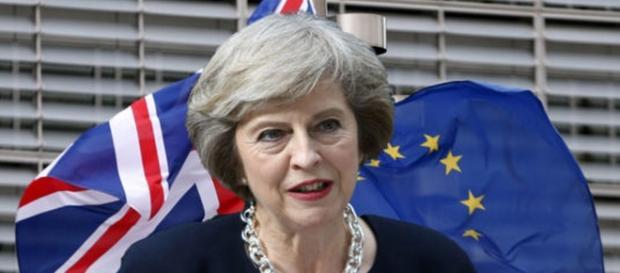 Primul ministru al Regatului Unit, Theresa May