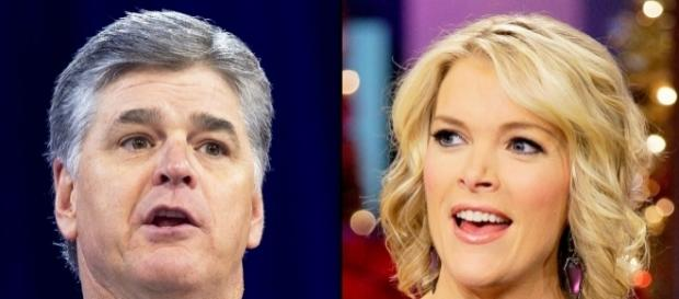 Sean Hannity to Megyn Kelly: You're a Closet Clinton Supporter ... - usmagazine.com