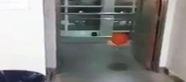 Testemunhas acreditam que o espírito de uma criança estava guiando o balão (CEN)