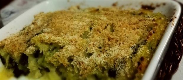 Tortino di Patate e Zucchine (vegano)