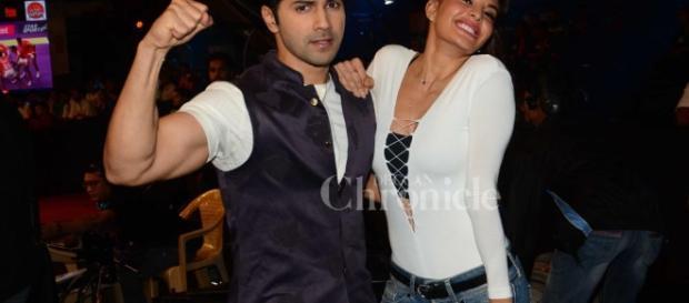 Varun Dhawan, Jacqueline Fernandez bond as 'Dishoom' team reunites - deccanchronicle.com