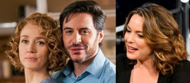 Vitória irá morar com Augusto, mas a sua mulher Beth aparecerá para estragar a festa.