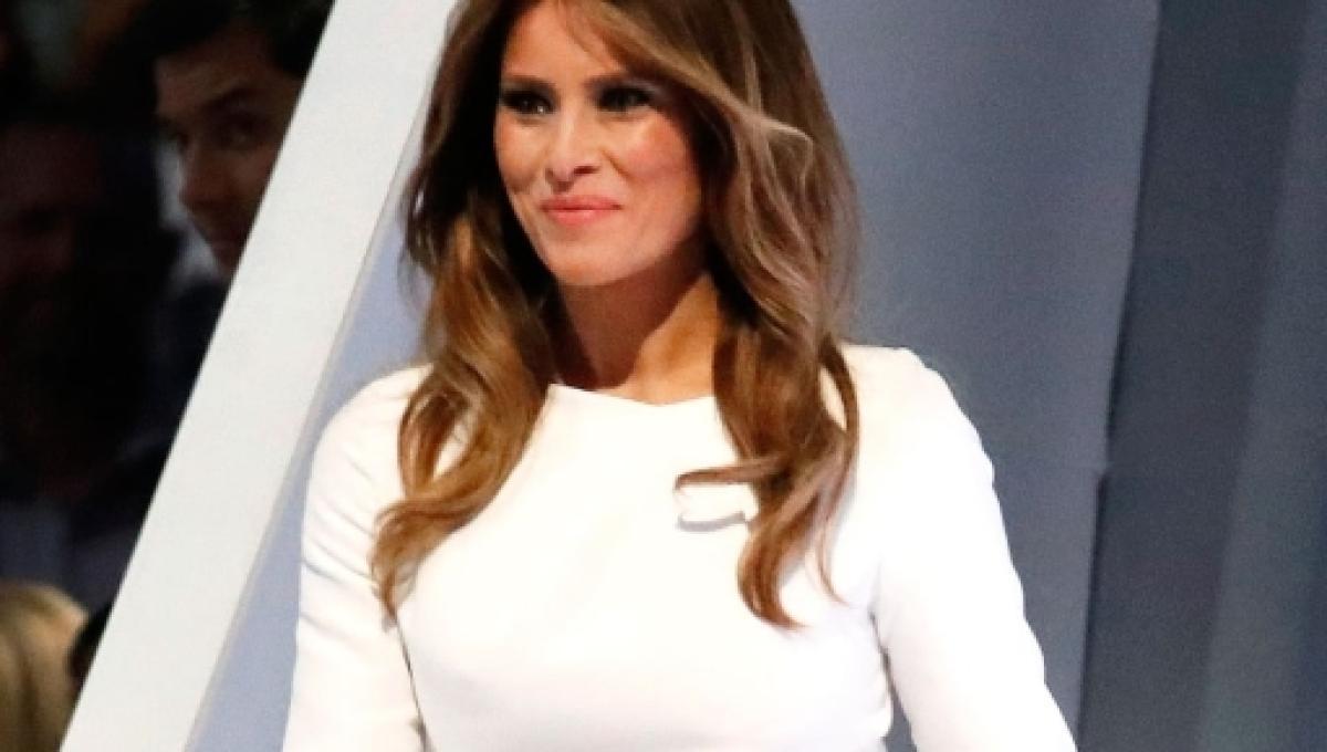 Melania Trump Fashion Ignites Political War Of Words Between Designers
