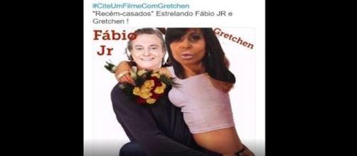 Casamento de Fábio Júnior rende vários memes na internet