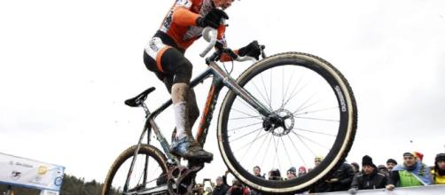 Cross World Champion Mathieu van der Poel - Stevens Bikes - stevensbikes.de