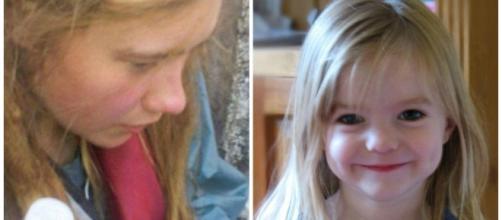 Garota misteriosa poderia ser a menina inglesa desaparecida em 2007