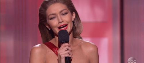 Gigi Hadid apologizes for AMAs skit mocking Melania Trump - NY ... - nydailynews.com