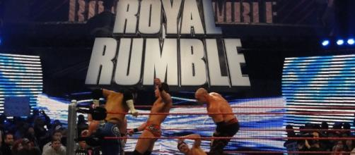 Goldberg is the first to enter the 2017 'Royal Rumble match. [Photo via Flickr Creative Commons]