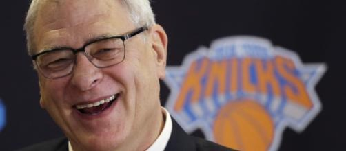 Phil Jackson Might Coach Knicks Home Games Next Season | The Big Lead - thebiglead.com