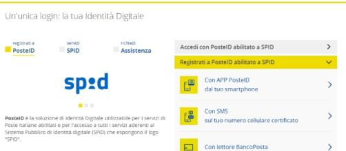 Spid, identità digitale: come ottenerla gratis con Poste.it, la procedura completa