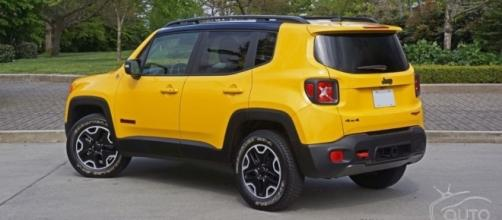 The 2016 Jeep Renegade Trailhawk will really surprise you | Car ... - auto123.com